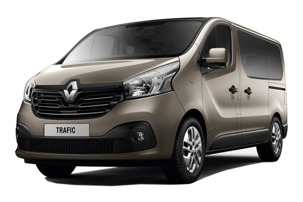 RENAULT Trafic H1 8 Places